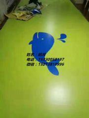 山东硕驰幼儿园抗菌抗污PVC地胶