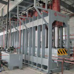 杨木单板层积材LVL压机设备