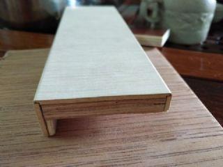 生态多层板木门线条
