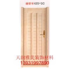 坚固耐用免漆门样式新颖木门直销免漆门