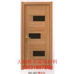 环保生态套装门质量好款式多样生态套装门