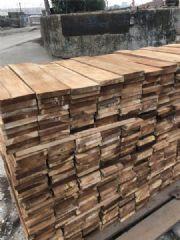 常年提供非洲柚木地板料