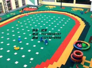 大兴亦庄儿童防滑耐磨PVC地板