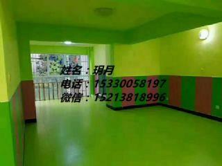 大兴硕驰幼儿园拼图PVC壁纸