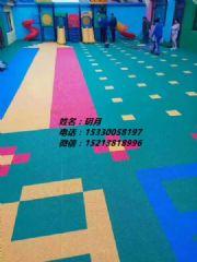 山东硕驰儿童彩绘PVC地板