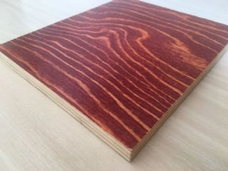 1220*2440*12.5㎜松木面建筑模板