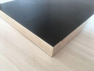 1220*2440*12㎜黑膜胺胶建筑清水模板
