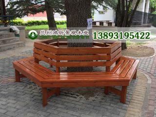 兰州树池坐椅围树椅