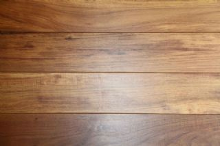 缅甸瓦城柚木地板