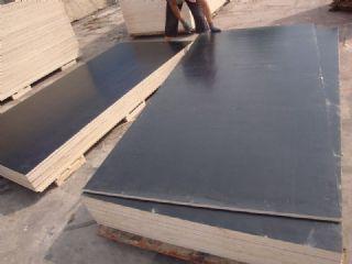 厂家直销建筑模板酚醛胶镜面板高档覆膜板清水板