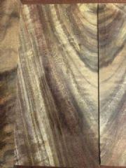 南美大叶黄花梨原木家具材