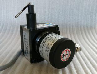 微型数字输出拉绳位移传感器