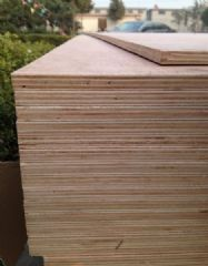 多规格8mm漂白面托盘板多层板 杨木包装多层板包装