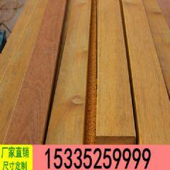 厂家直销印尼菠萝格地板 定尺加工