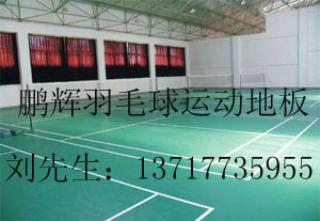 乒乓球羽毛球篮球网球健身房塑胶运动地板