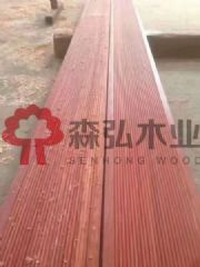 进口红梢木防腐木