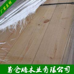 樟子松床板料 烘干包装木材 家具实木木板材批发 烘