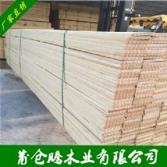 樟子松 无节樟子松木板方木板材室内家装修防腐木材实
