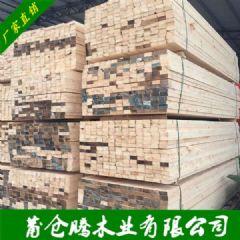 批发加拿大铁杉建筑木方 建筑木板 户外防腐木 杉木