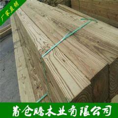 防腐木批发 樟子松防腐木材园林建筑木实木防腐材防腐
