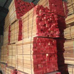 金威木业现货榉木直边板短中长料AB级