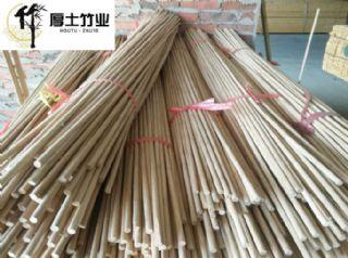 9mm碳化竹圆棒