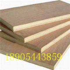 多层包装箱板贴红皮多层包装箱板不易劈裂博汇胶合板