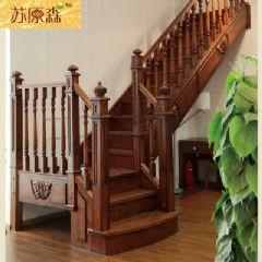 无锡原森木业 实木楼梯