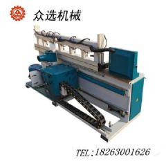 全自动铣边机木工加工设备实木生产制造设备