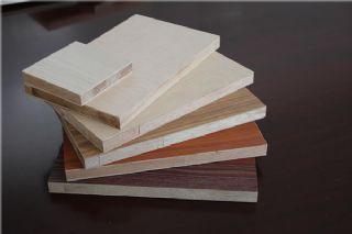 E0级5mm环保免漆生态板衣柜家具板材 工厂直发