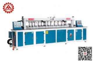 中式家具专用机械自动实木门加工门芯板成型设备