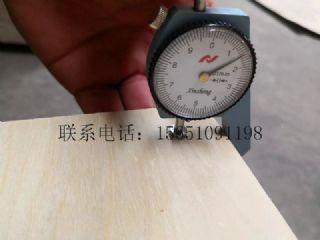 E0级6mm环保免漆生态板衣柜家具板材 工厂直发