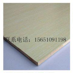 16.5mm全桉厚芯多层E0级免漆生态板,家具板