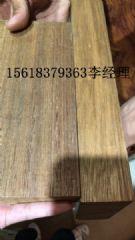非洲菠萝格任意规格板材厂家价格非洲菠萝格防腐木