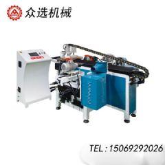 中式实木家具生产设备原木门码头双端铣型加工机械