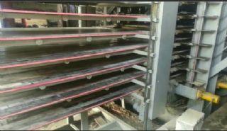 8层压机同步铺板线自动拼板机