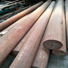 专业供应进口柳桉木圆柱料.柳桉木规格定制