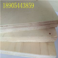 专业定做异型板杨木多层板山东博汇各种尺寸杨木多层板