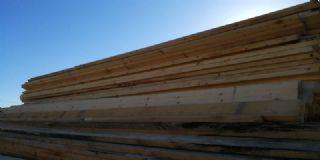 樟子松6米40烘干板材
