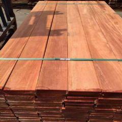 柳桉木圆柱料