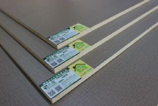 供应光强牌高档三聚氰胺贴面细木工板