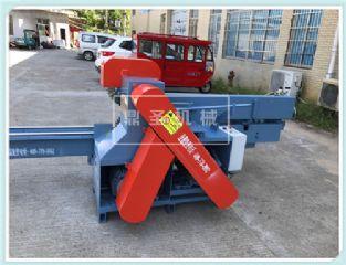 木工机械MGJT305-100板圆木推台锯