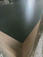 三聚氰胺贴面刨花板贴面密度板