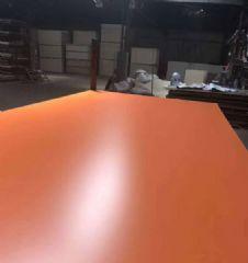 三聚氰胺贴面板厨柜板生产