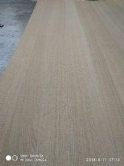 台湾直销白橡锯齿纹木皮饰面板