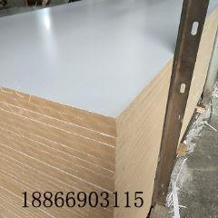 15厘E1级密度板生产厂家 贴面密度板