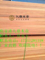 红柳桉防腐木板材黄柳桉木厂家定制加工