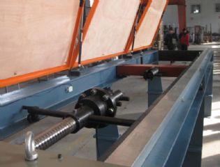 100吨-200吨卧式拉力试验机
