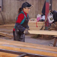 木材批发市场 加工建筑木方厂家