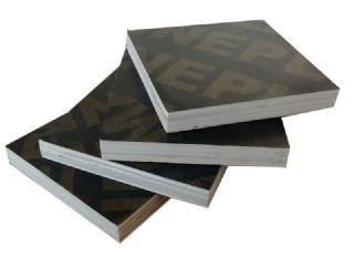 厂家直销覆膜建筑模板全整芯
